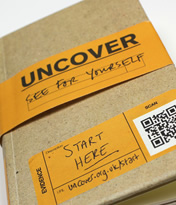 Order copies of Uncover
